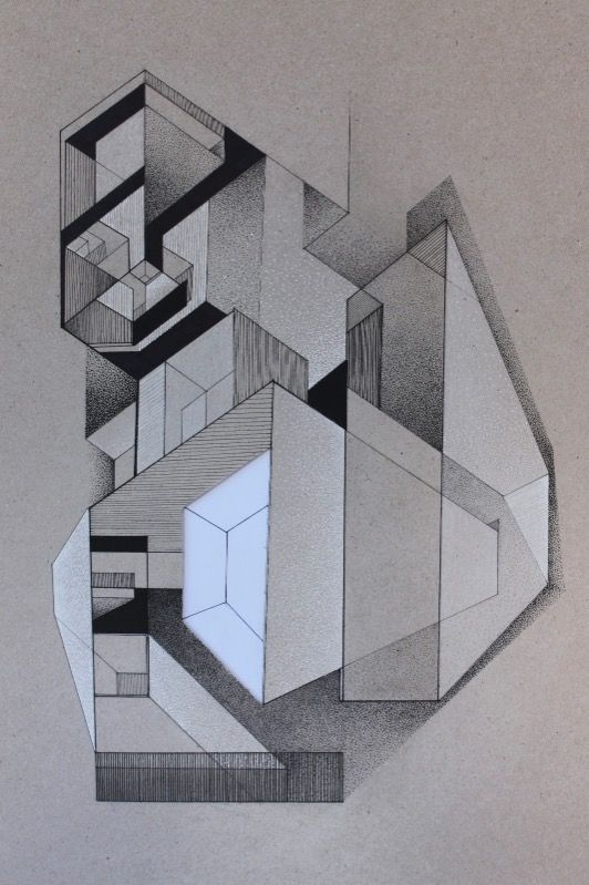 Synchronicity artwork dop-art arte el rastro