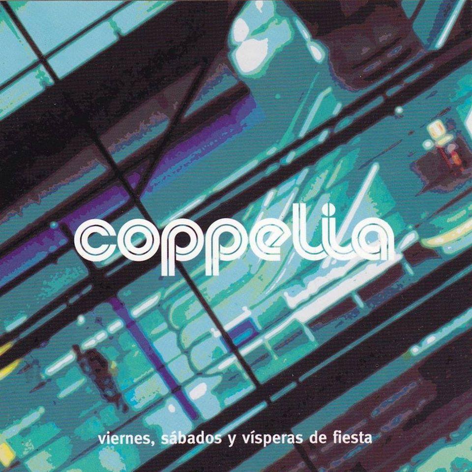 coppelia poster colour: Historias del Madrid Electrónico
