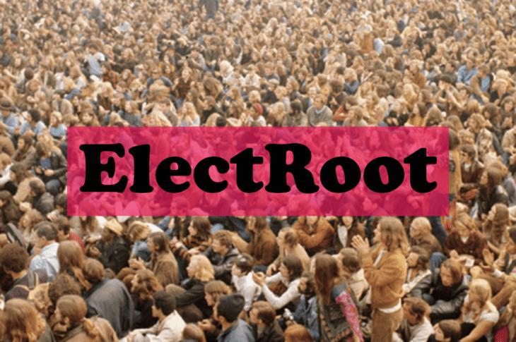 electroot hippies Psicodelia, virtuosismo y glamour