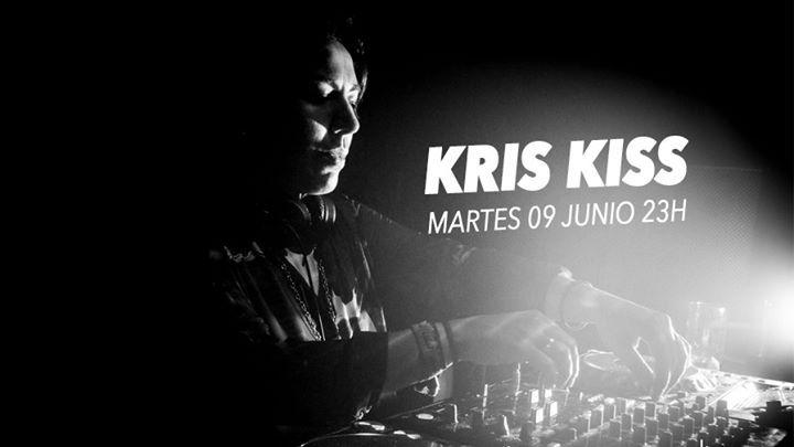 Kris Kiss x Fase 2 flyer