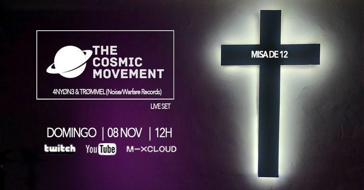 The Cosmic Movement x Misa de 12