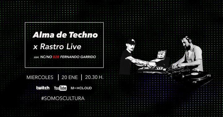 NC/NO b2b Fernando Garrido x Alma de Techno
