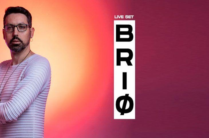BRIØ x Rastro Live