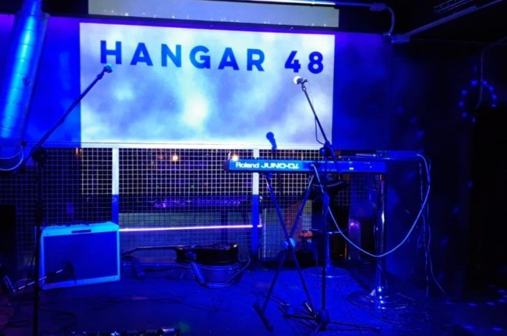 Hangar 48