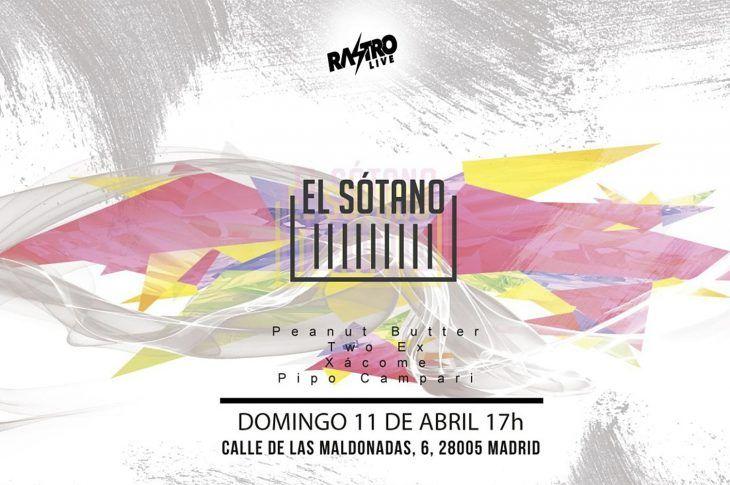 Rastro Live x El Sótano