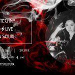 Brenda Sayuri x Alma de Techno